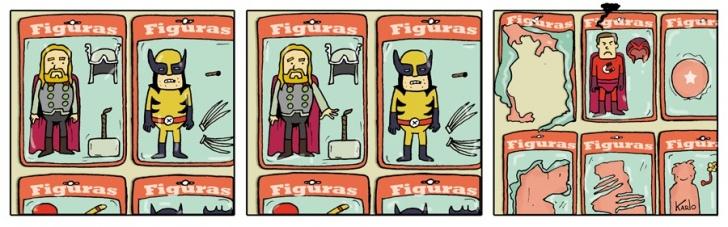 héroes, villanos, juguetes, vida, escape, amigos,