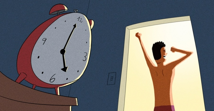 miguel ortiz, madrugar, productividad, eficiencia, levantarse temprano, madrugada, trabajo