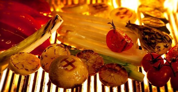 Parrilla, vegetales, asado, alternativo, verduras, sin carne, rico, recetas, 18 de septiembre