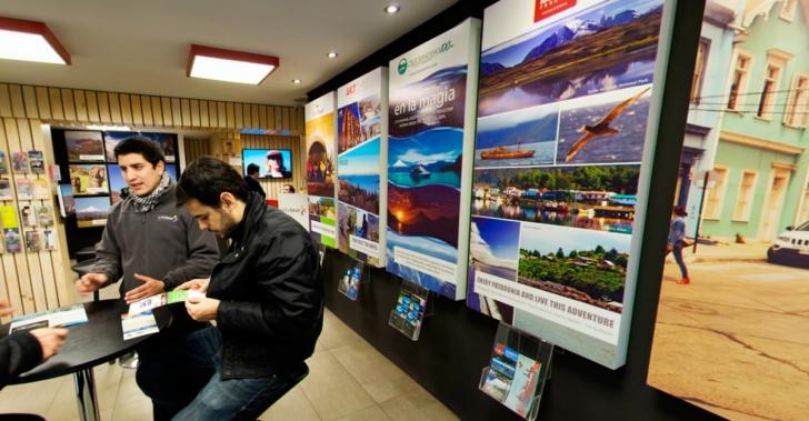 Infotour, turismo, Chile, centro de atención, independiente, destinos