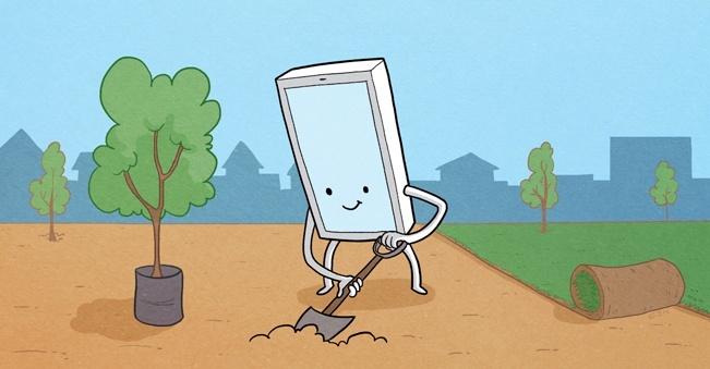 barrio, parques, celulares, boletas, Entel, proyecto, reciclaje, medio ambiente, áreas verdes, vecinos