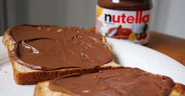 miguel ortiz, placer, vida sana, nutella, dulces, comida, comer, nutrición, gustos