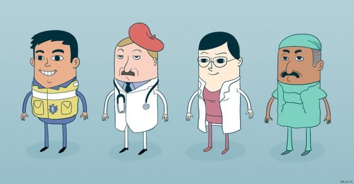 sistemas de salud, médicos, doctores, sanitario, mundo, francia, méxico, hong kong, japón, malasia, uruguay, salud