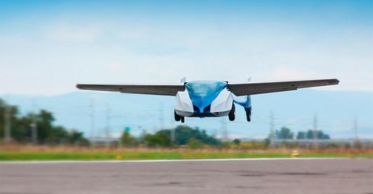 Auto volador, Aeromobil, Stefan Klein, venta, futuro, realidad
