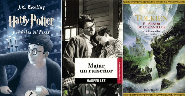 Libros, favoritos, usuarios, Facebook, Harry Potter, comparte