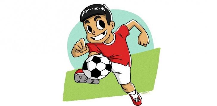 fútbol, deporte, campeonato, niños, educación, salud, indo, caja los andes, fútbol más, ayuda