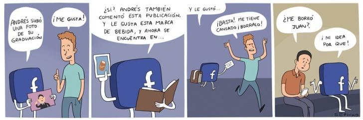 Facebook, redes sociales, muro, información, fotos, comentarios, amistad