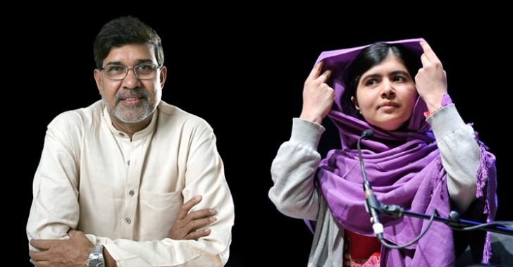 premio nobel de la paz, malala, pakistán, educación, derecho, niños, onu, Kailash Satyarthi, india, trabajo forzado