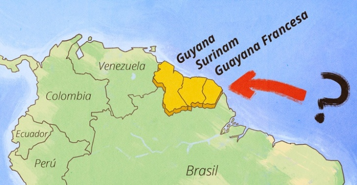 Estos Paises Quedan En Sudamerica Y No Sabes Nada De Ellos