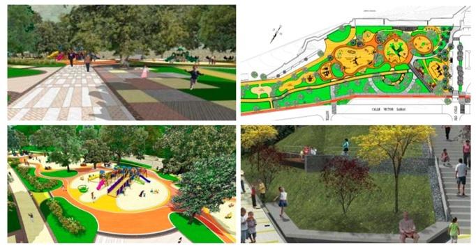 Concepción, Cerro Caracol, Parque Ecuador, inversión, áreas verdes, parque metropolitano, inclusión