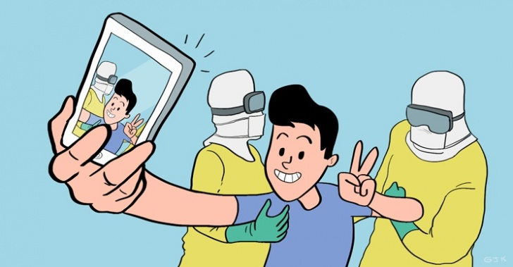 selfies, miguel ortiz, fotos, cargas moviles, internet, redes sociales, selfie, instagram, facebook