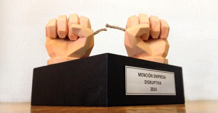 El Definido. Asech, premio, Emprendimiento Disruptivo, Cristián Mackenna, director