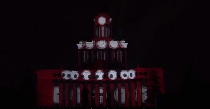 iluminación, premio, Chile, circles of lights, Rusia, luz, arte