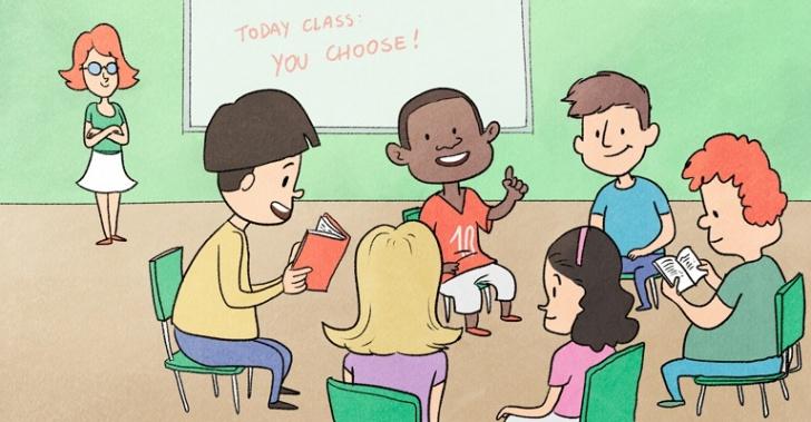 educación, colegio, enseñanza centrada en el alumno, new hampshire, estados unidos, líderes
