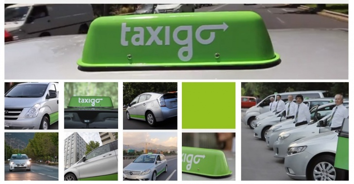 TaxiGO, taxi, verde, ecológico, medioambiente, emisiones CO2, árboles