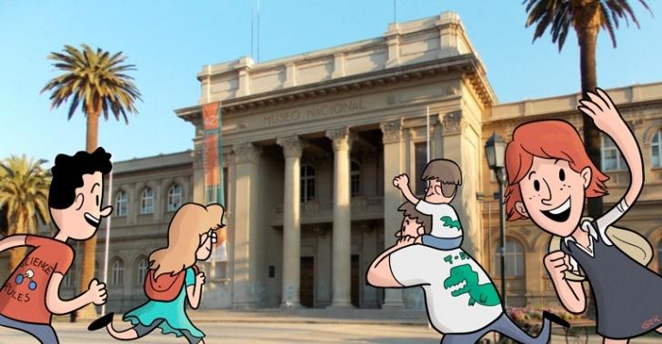 DIBAM, museos, cultura