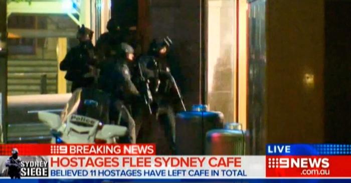 australia, sydney, rehenes, musulmanes, islam, radicalismo, yihad, isis, estados islámico, café