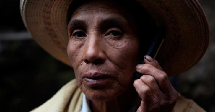 Quipu, Perú, documental, celular, línea telefónica, esterilización forzada