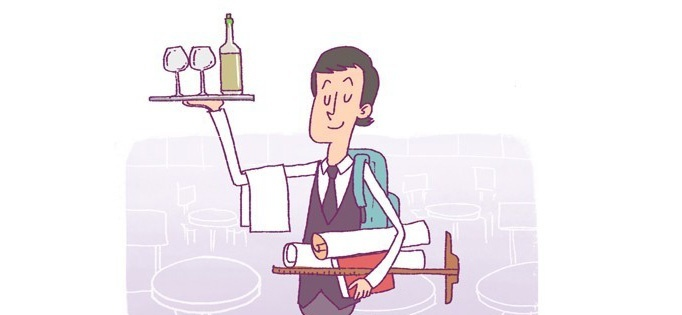 Trabajo, part-time, jóvenes, adultos, empleo, oferta, mediotrabajo.cl
