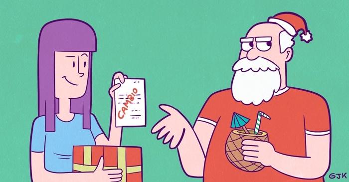 regalos, cambios, compras, tiendas, comercio, devolución, derechos del consumido, Sernac, navidad