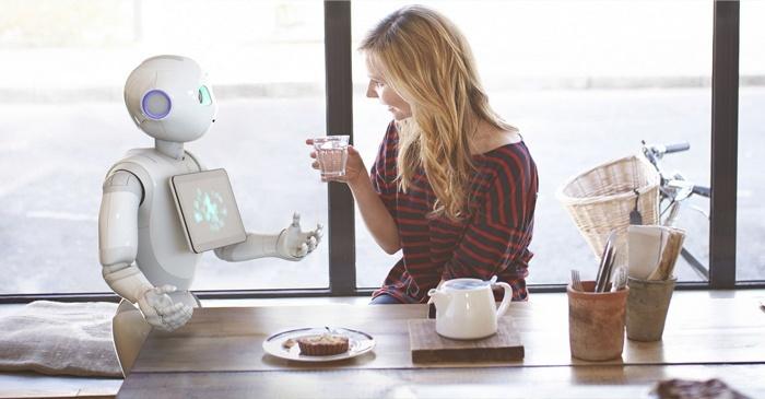 Robots, compañía, Pepper