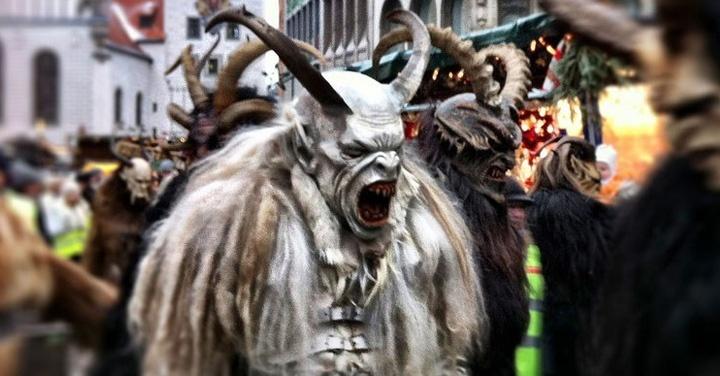 navidad, fiestas, tradiciones, cultura, mundo, rarezas, freak