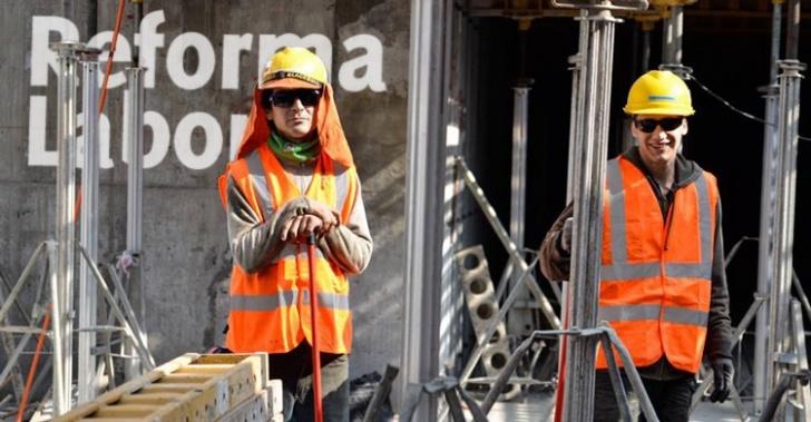 Reforma Laboral, sindicatos, Bachelet