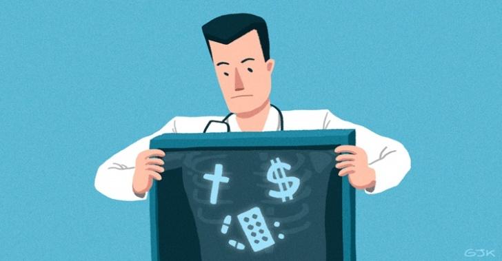 salud, medicina, médicos, transparencia, intereses, farmacéuticas, clínicas, doctores