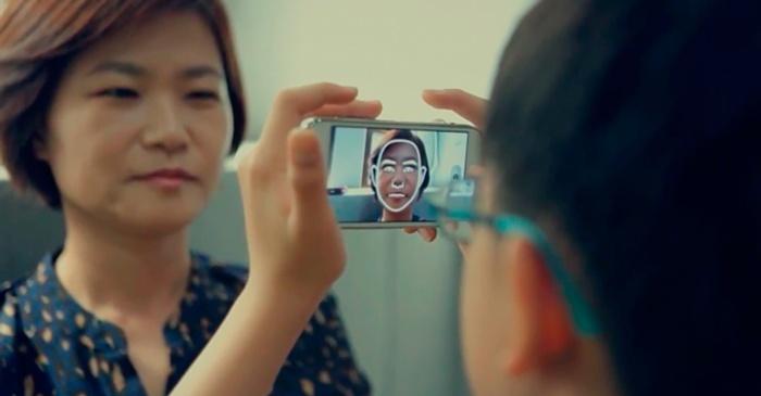 Autismo, Samsung, juego educativo, comunicación