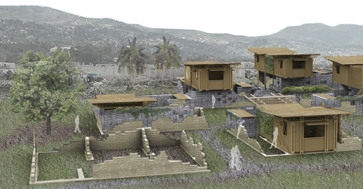 Haití, terremoto, reconstrucción, reutilización, Rebuild Haiti Homes