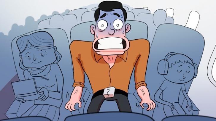 aviones, vuelos, viajes, volar, miedo, ansiedad, temores, vacaciones