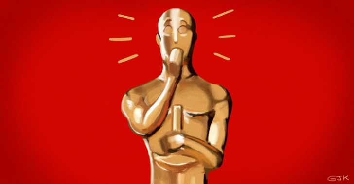 Películas, nominadas, premios Oscar, datos curiosos, datos freak, Bridman, Boyhood, Hotel Budapest, actores, directores