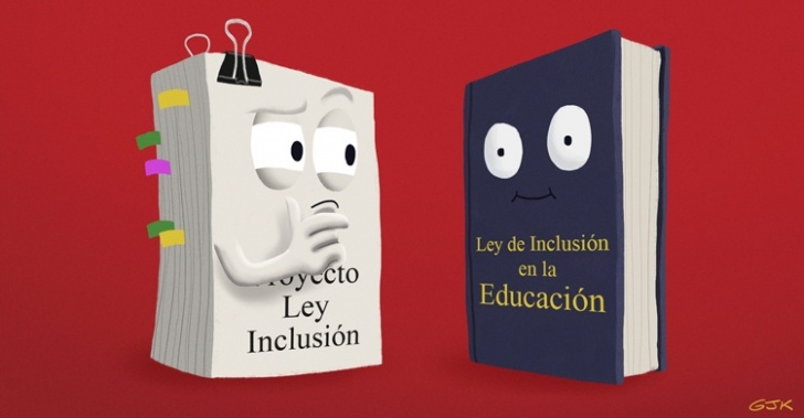 Reforma educacional, copago, selección, fin del lucro, modificaciones, ley, aprobada