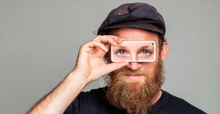 app, discapacidad visual, ciegos, visión, ayuda, celular, iPhone
