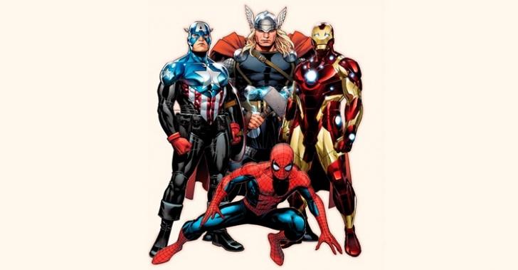 superhéroes, héroes, Marvel, cine, Sony, películas, Thor, SpiderMan, Avengers, Ironman, entretención, Hulk, BlackWidow, Hawkeye, Capitan America