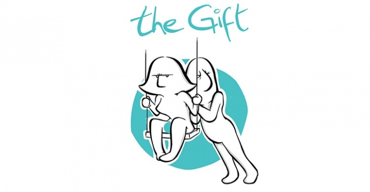 Cortometraje, The Gift, premiado, chile, Julio Pot, director, animación