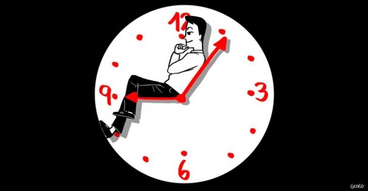 trabajo, tiempo, productividad, éxito