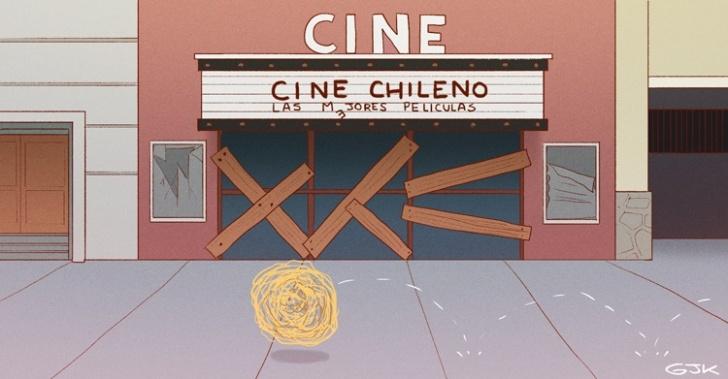 Cine chileno, espectadores, distribuidoras, marketing, producción, récord, taquilla, cifras, consejos, recomendaciones, Hermes el Sabio