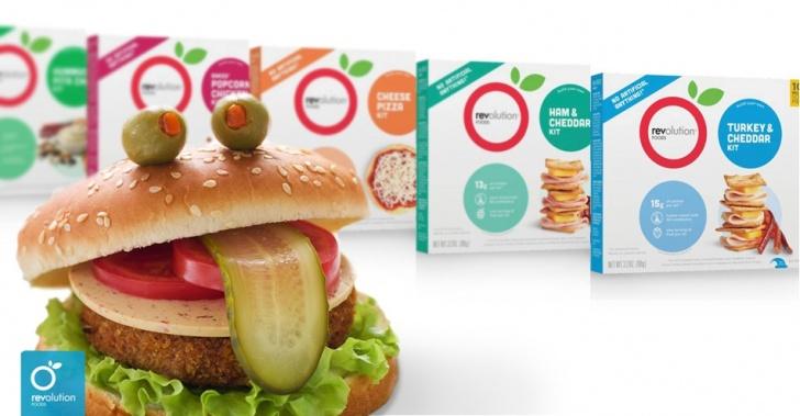 comida, alimentación, salud, nutrición, educación, niños, colegios, escuelas, EEUU, Estados Unidos, Revolution Foods