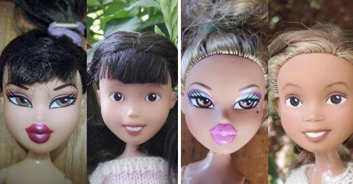 muñecas, belleza, australia, juguetes