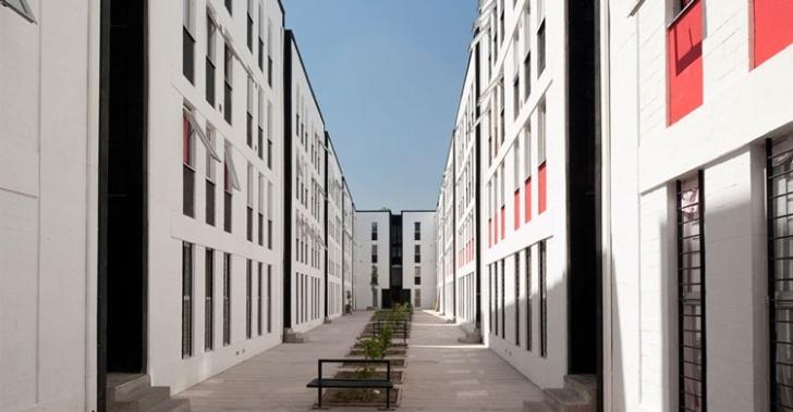 cité, vivienda social, urbanismo, Santiago, patrimonio, centro, restauración