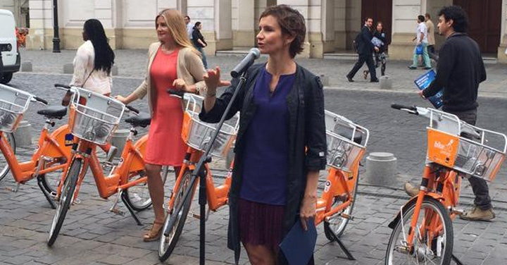 bicicletas, ciclismo, servicios, Santiago, sistema integrado de bicicletas públicas, SIBP, medio ambiente, deporte, ecologia, sustentabilidad