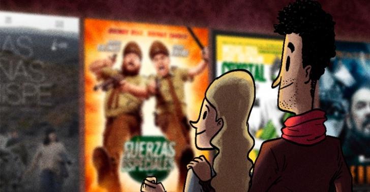 Cine chileno, récord estrenos, 2014, Convenio de desarrollo de la Industria del Cine Chileno, productoras, Juan de Dios Larraín, distribuidoras, salas de cine