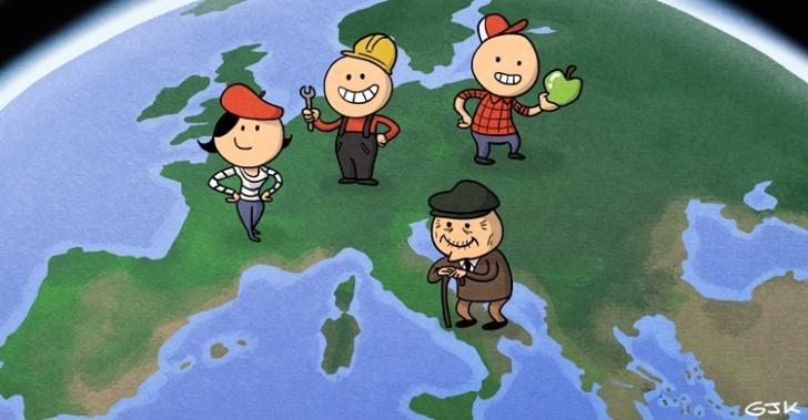 Países UE, Unión Europea, lideres, ranking, mejor, medidas, destacan