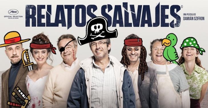 Relatos Salvajes, piratería, éxito, fórmula, estrategia, Oscar, película, ganancias