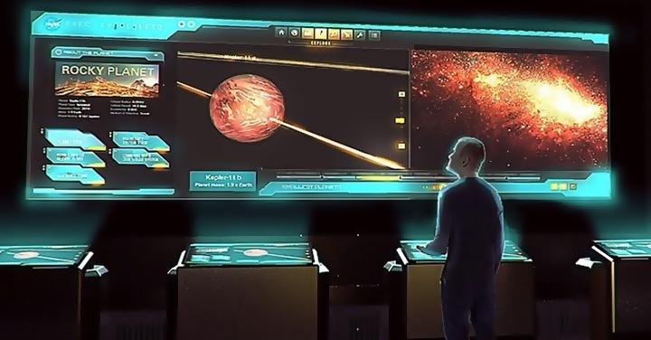 Universo, Espacio, Apps, astronomía, planetas, estrellas