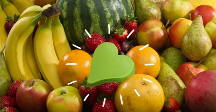 frutas, verduras, saludable, comida, descomposición, podridas, madurez, eitleno, The Green Hearts
