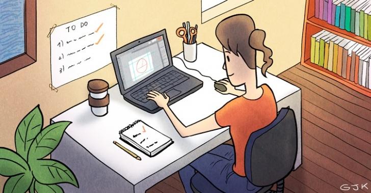 trabajo, organización, eficiencia, tareas, orden