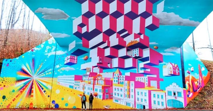 Dasic Fernández, muralismo, arte, pintura, arte callejero, graffiti, hip-hop, Nueva York