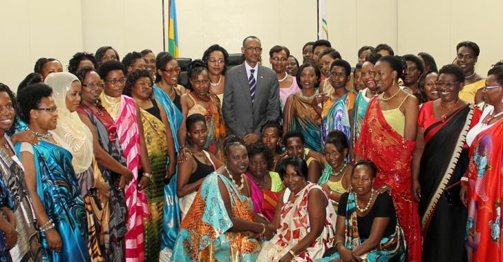 Ruanda, Parlamento, mujeres, porcentaje, mayoría femenina, genocidio